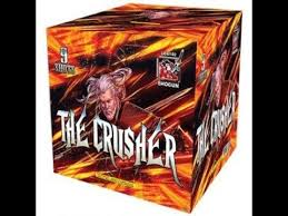 THE CRUSHER (NEW)