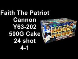 Faith & The Patriot 24 shot