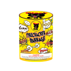 Black Cat Firecracker Barrage