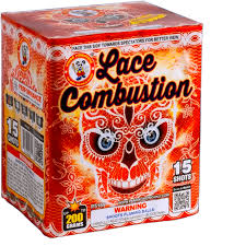 LACE COMBUSTION (NEW)