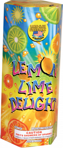 Lemon Lime Delight Fountain