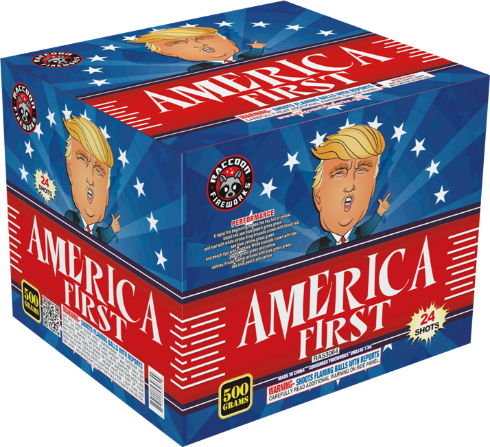 AMERICA FIRST 24 SHOT (NEW)
