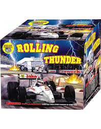 W.C. ROLLING THUNDER (NEW)