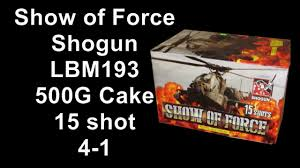 Show Of Force