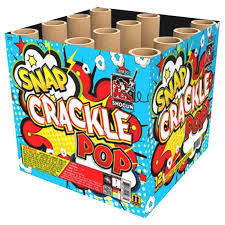 SNAP CRACKLE POP (NEW)
