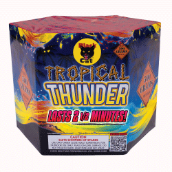Black Cat Tropical Thunder 500g