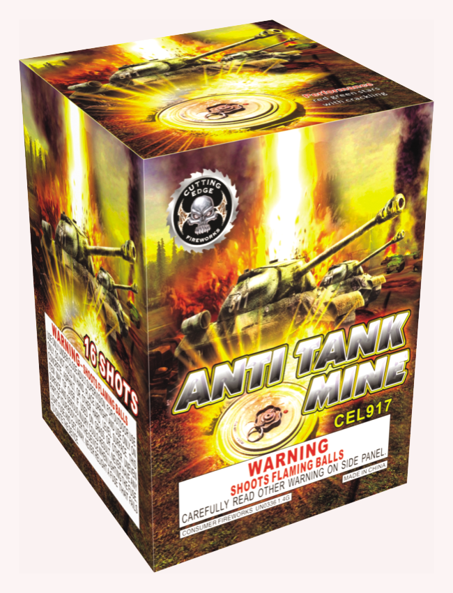 Anti Tank Mine 16 shot