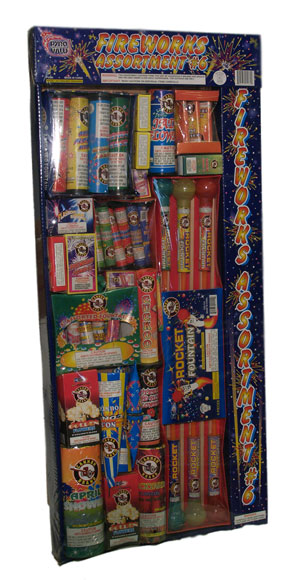 Fireworks Assortment #6
