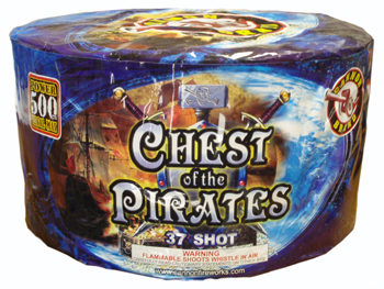 Chest of Pirates 37 shot