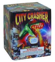 City Crasher 25 shot