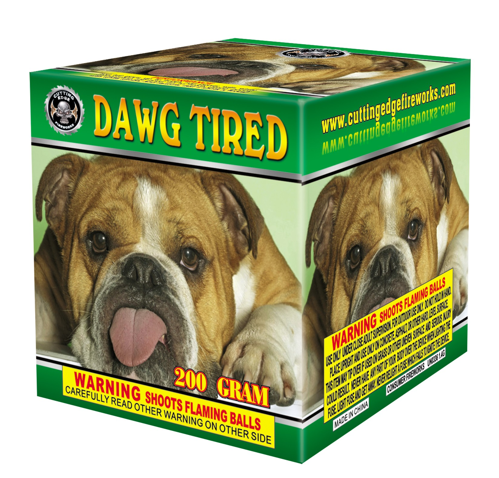 Dawg Tired 16 shot