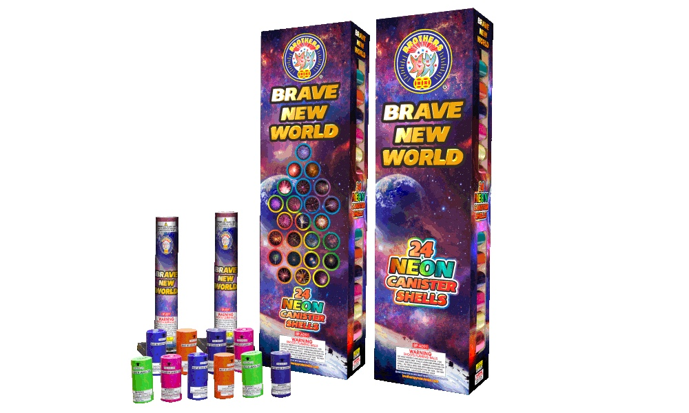 BRAVE NEW WORLD ARTILLERY (NEW)