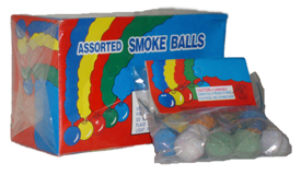 R.L. Color Smoke Ball - Bargain (12 pk.)