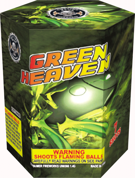 Green Heaven 7 SHOT