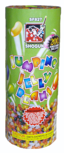 Jumping Jelly Bean