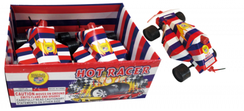 HOT RACER (NEW)