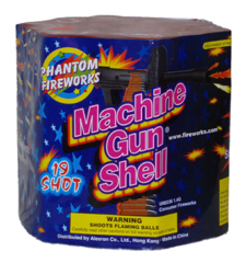 Machine Gun Shell 19 shot