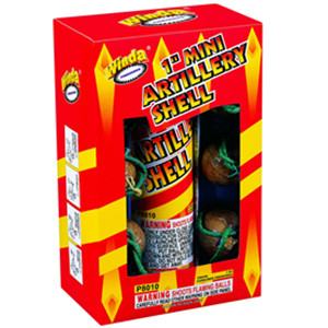 Mini Artillery Shell