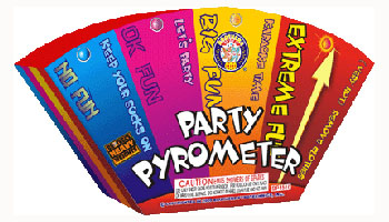 Party Pyrometer