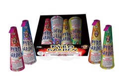 Cannon Pyro Garden Assorted